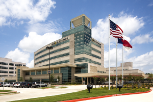 Memorial Hermann - 1 mile (900 empl.)